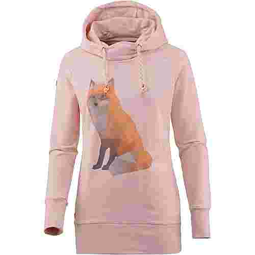 Mazine Longsweat Damen rose-origami fox