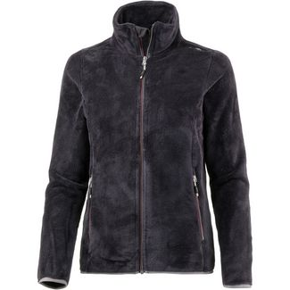 CMP Fleecejacke Damen antracite