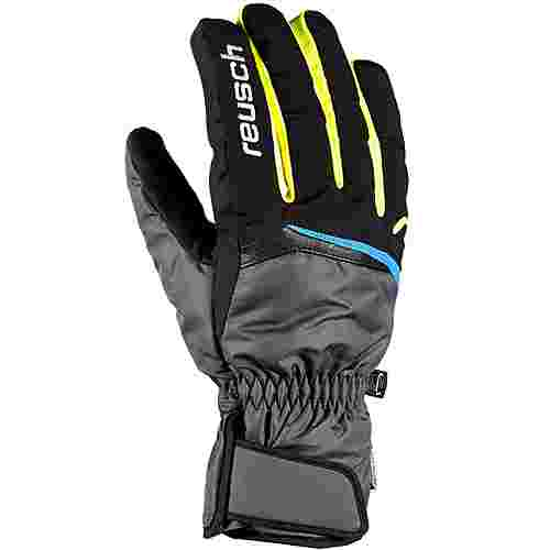 Reusch BALIN Skihandschuhe dark-granite-safety-yellow