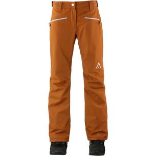 WEARCOLOUR CORK Snowboardhose Damen adobe