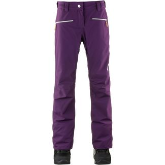 WEARCOLOUR CORK Snowboardhose Damen grape