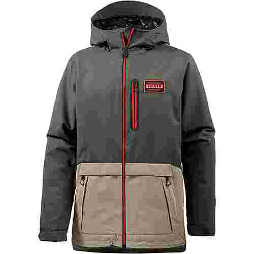 Volcom Analyzer Snowboardjacke Herren black green