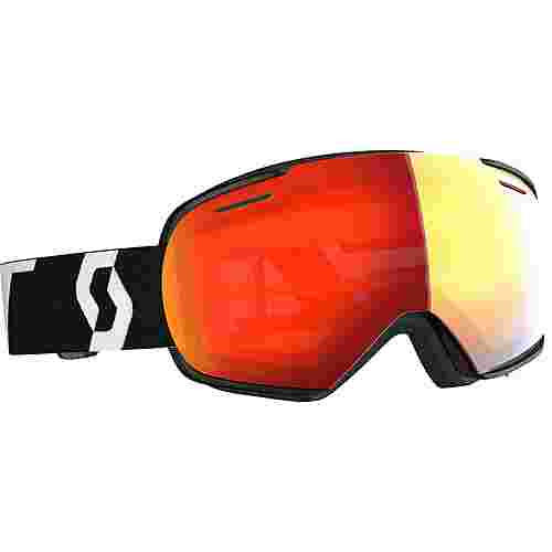 SCOTT Linx Skibrille black/red chrome