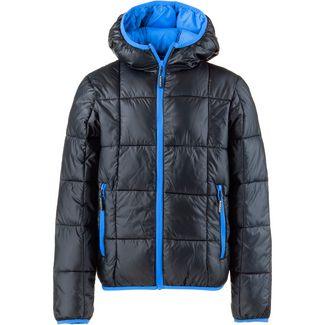 ICEPEAK Steppjacke Kinder grey-blue