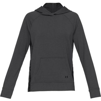 Under Armour Lightweight Sweatjacke Damen black