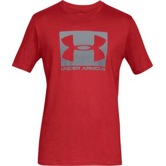 Under Armour BOXED Funktionsshirt Herren red
