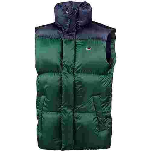 Tommy Jeans Steppweste Herren hunter green