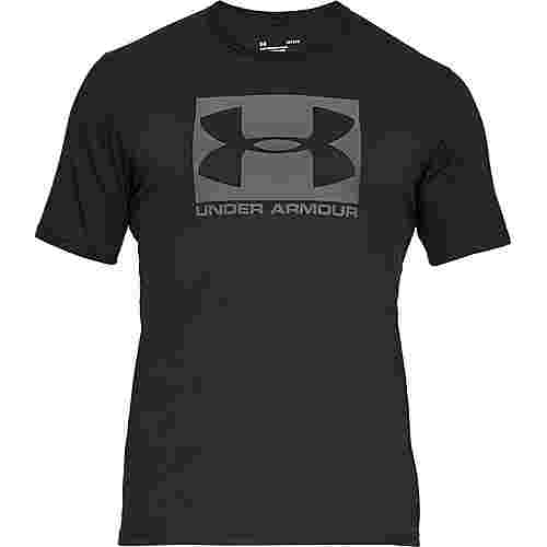 Under Armour BOXED Funktionsshirt Herren black