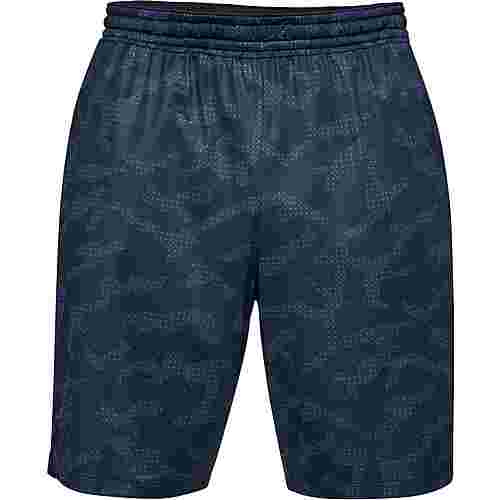 Under Armour MK1 PRINTED Funktionsshorts Herren navy