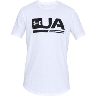 Under Armour SPORTSTYLE Funktionsshirt Herren white