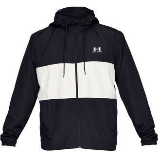 Under Armour SPORTSTYLE Funktionsjacke Herren black
