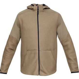 Under Armour UNSTOPPABLE MOVE LIGHT Funktionsjacke Herren brown
