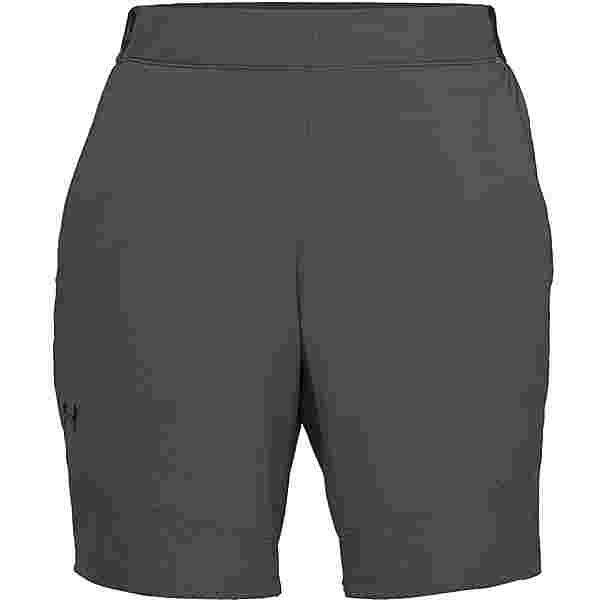 Under Armour VANISH WOVEN Funktionsshorts Herren gray