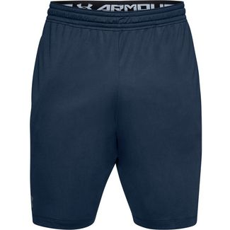 Under Armour MK1 Funktionsshorts Herren navy