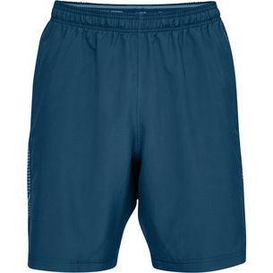 Under Armour WOVEN GRAPHIC Funktionsshorts Herren blue