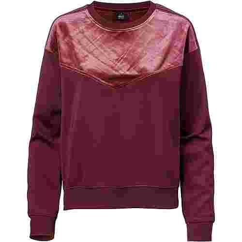 Only Sweatshirt Damen chocolate truffle
