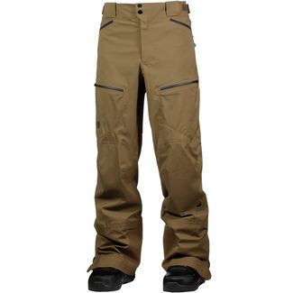The North Face Purist GORE-TEX® Snowboardhose Herren beech green