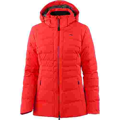 KJUS Duana Skijacke Damen fiery red
