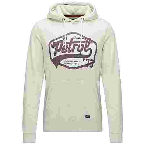 Petrol Industries Sweatshirt Herren Antique White Melee