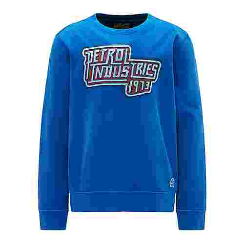 Petrol Industries Sweatshirt Kinder Deep Sea