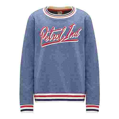 Petrol Industries Sweatshirt Kinder Medieval Blue