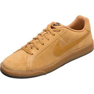 Nike Court Royale Suede Sneaker Herren braun / grau