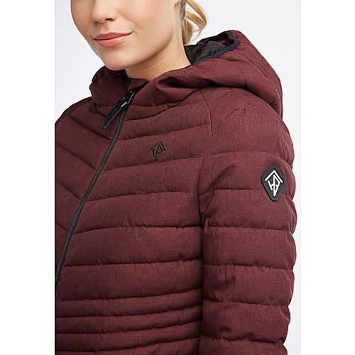 new styles 55172 fc7fe Homebase Winterjacke Damen bordeaux melange im Online Shop von SportScheck  kaufen