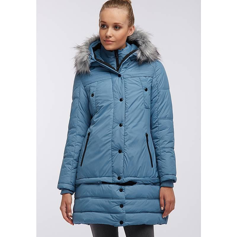 Dry Laundry Parka Damen blau im Online Shop von SportScheck kaufen e39fc26e98
