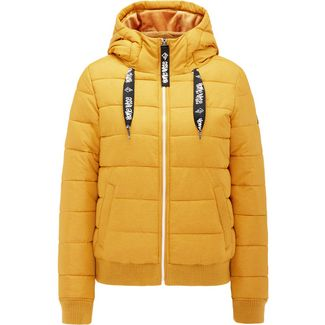 Homebase Outdoorjacke Damen senf melange