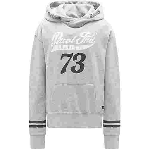 Petrol Industries Hoodie Kinder Soft Grey Melee