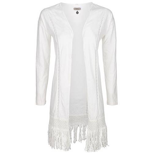 26214e2bc5d5ba Usha Strickjacke Damen wollweiß im Online Shop von SportScheck kaufen