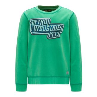 Petrol Industries Sweatshirt Kinder Bright Green