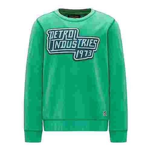 Petrol Industries Sweatshirt Kinder Bright Green