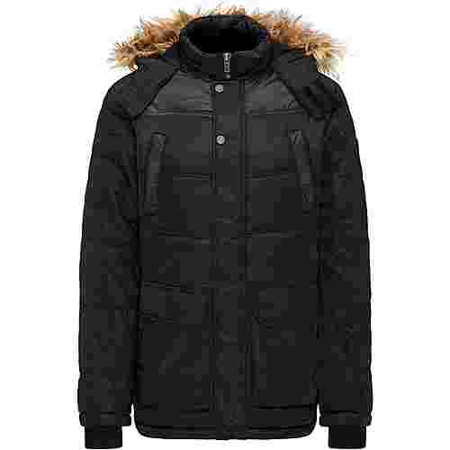 Petrol Industries Winterjacke Herren Black