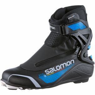 Salomon XC SHOES RS8 PROLINK Langlaufschuhe Herren Black