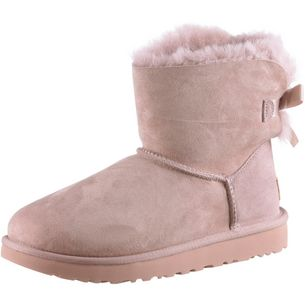 Ugg Mini Bailey Bow II Stiefel Damen dusk
