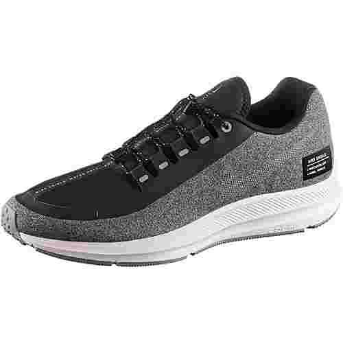 Nike Zoom Winflo Shield Laufschuhe Herren black-metallic-silver-cool-grey-vast-grey