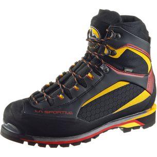 La Sportiva Trango Tower Extreme GTX Alpine Bergschuhe Herren black-yellow