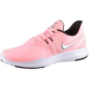 Nike In-Season TR 8 Fitnessschuhe Damen pink tint/silver-burgundy ash-aurora green