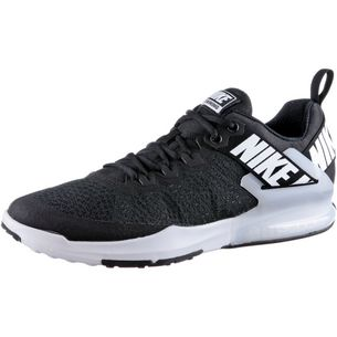 Nike Zoom Domination Fitnessschuhe Herren black-white-dk-grey