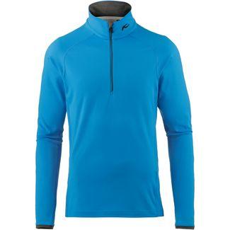 KJUS Feel Funktionsshirt Herren aquamarine blue
