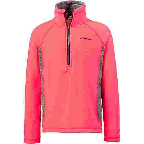 O'NEILL Layerlangarmshirt Kinder neon tangerine pink