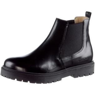 Birkenstock Stalon Boots Damen leather black