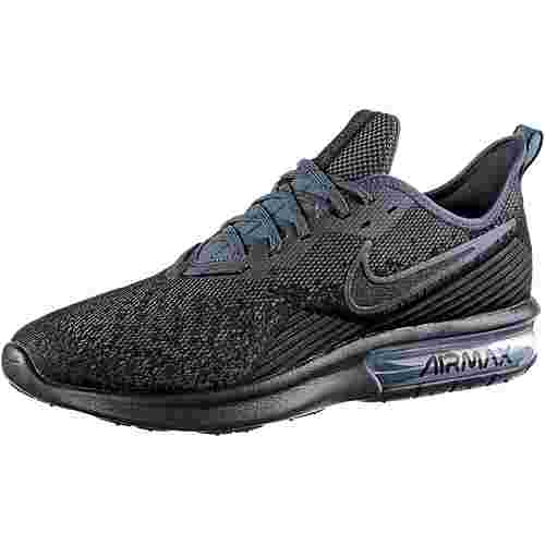 Nike Air Max Sequent 4 Sneaker Herren black-black-anthracite