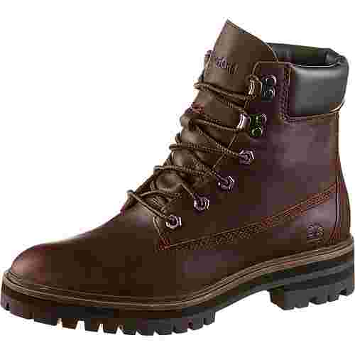 TIMBERLAND London Square Boots Damen maroon