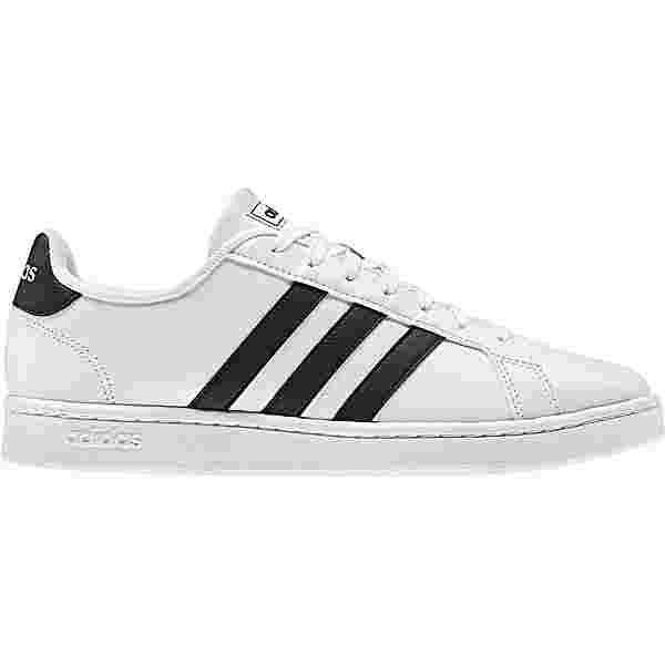 adidas Grand Court Cloudfoam Sneaker ftwr white