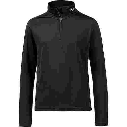 ICEPEAK Layershirt Kinder black