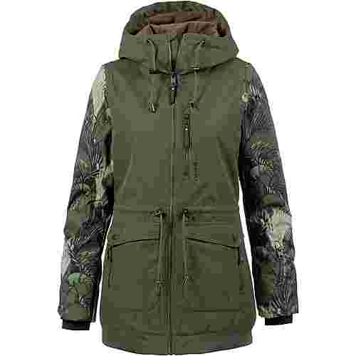 O'NEILL HYBRID Skijacke Damen forest night