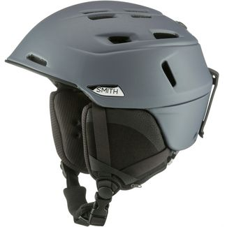 Smith Optics CAMBER Skihelm Damen Matte Charcoal