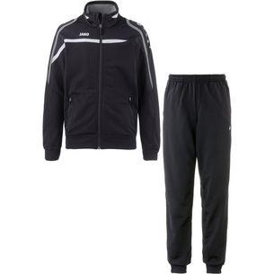 JAKO Performance Trainingsanzug Kinder schwarz-weiß-grau